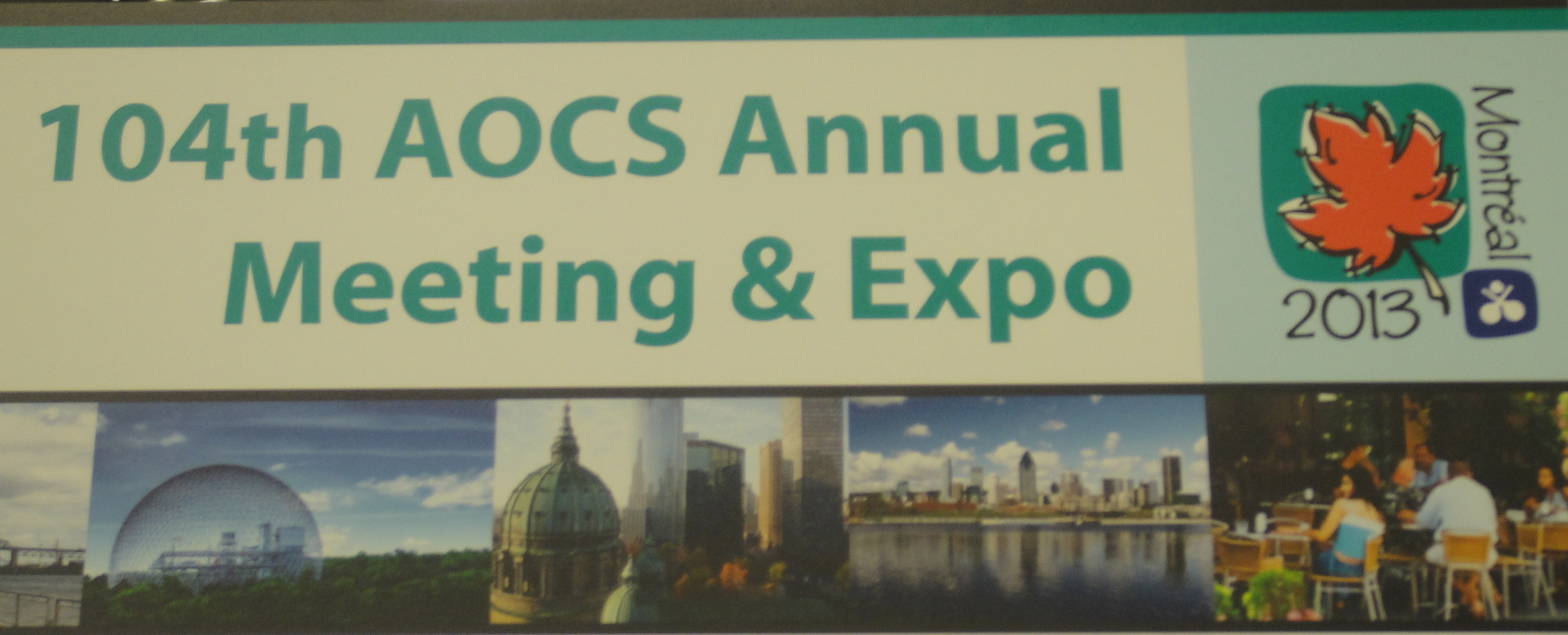 AOCS 2013 Meeting Shows Growing Interest in Olive Oil